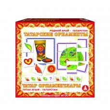 Орнаменты Татарстана